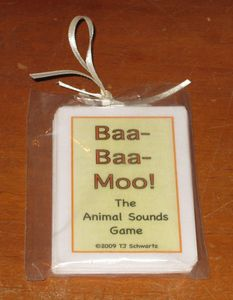 Baa Baa Moo