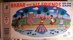 Babar and His Friends: See-Saw Game