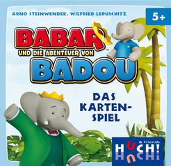 Babar und die Abenteuer von Badou: Das Kartenspiel