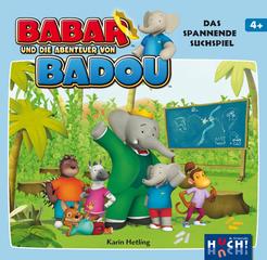 Babar und die Abenteuer von Badou: Das spannende Suchspiel