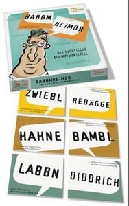 Babbmheimor: Das sächsische Schimpfwortspiel