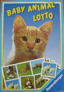 Baby Animal Lotto