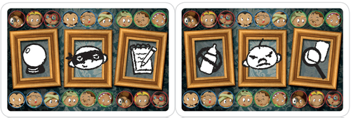 Baby Clues: Skill Cards