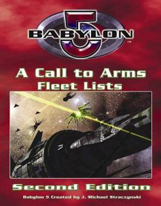 Babylon 5: A Call to Arms (Second Edition) – Fleet Lists