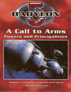 Babylon 5: A Call to Arms (Second Edition) – Powers and Principalities