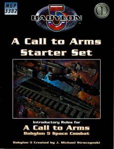 Babylon 5: A Call to Arms Starter Set