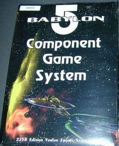 Babylon 5 Component Game System: 2258 Edition Vorlon Empire Starter Kit