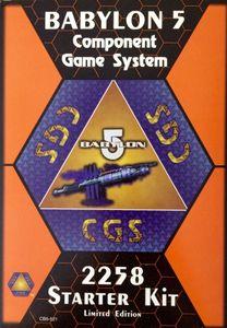 Babylon 5 Component Game System: 2258 Starter Kit – Centauri