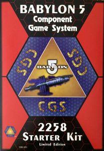 Babylon 5 Component Game System: 2258 Starter Kit – Narn