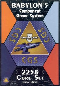 Babylon 5 Component Game System: Core Sets