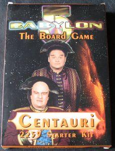Babylon 5: The Board Game – 2259 Starter Kit – Centauri