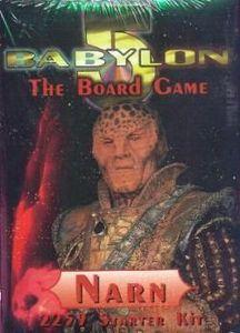 Babylon 5: The Board Game – 2259 Starter Kit – Narn