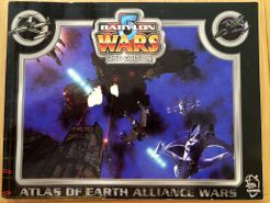Babylon 5 Wars: Atlas of Earth Alliance Wars