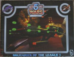 Babylon 5 Wars: Militaries of the League (Part 1)