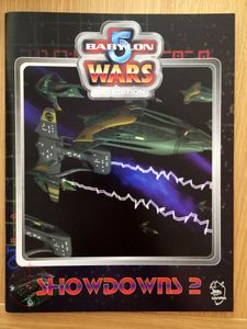 Babylon 5 Wars: Showdowns-2