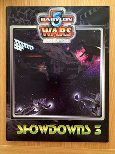 Babylon 5 Wars: Showdowns-3