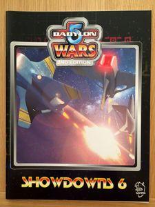 Babylon 5 Wars: Showdowns-6