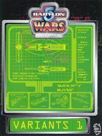 Babylon 5 Wars: Variants-1