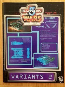 Babylon 5 Wars: Variants-2