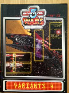 Babylon 5 Wars: Variants-4