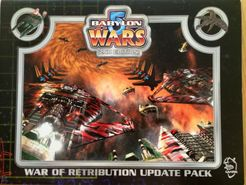 Babylon 5 Wars: War of Retribution – Atlas of the Narn-Centauri War Update Pack