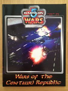 Babylon 5 Wars: Wars of the Centauri Republic