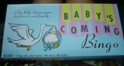 Baby's Coming Bingo