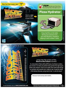 Back to the Future: The Card Game – Pizza Hydrator