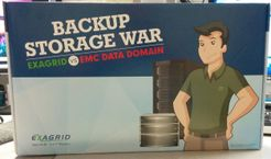 Backup Storage War: Exagrid Vs. EMC Data Domain