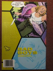 Bad Boys Collector Game Cards