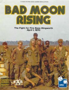 Bad Moon Rising: The Fight for Fire Base Illingworth, April 1, 1970
