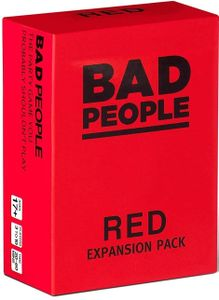 Bad People: Red Expansion Pack