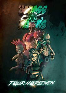 Badass Riders: Four Horsemen