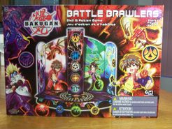 Bakugan Battle Brawlers Skill & Action Game