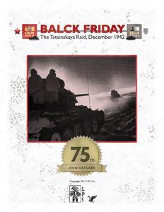 Balck Friday: The Tatsinskaya Raid, December 1942