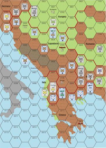 Balkan Blitzkrieg