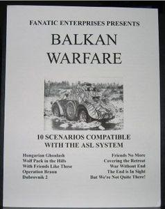 Balkan Warfare Pack: ASL
