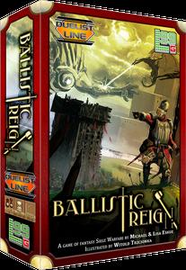 Ballistic Reign