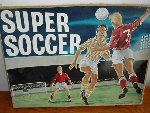 Balyna Magnetic Super Soccer