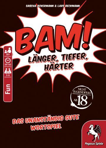 BAM!: Länger, Tiefer, Härter