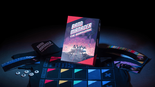 Band Manager: The Boardgame