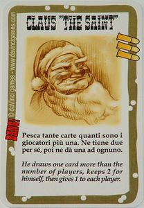 BANG! Claus