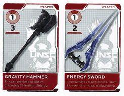 BANG!: Halo – Gravity Hammer & Energy Sword