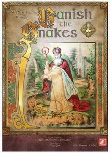 Banish the Snakes: a game of St. Patrick in Ireland