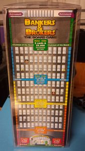 Bankers & Brokers: The 3D Board Game