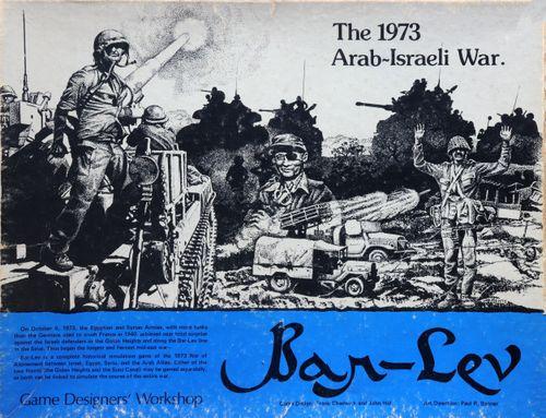 Bar-Lev: The 1973 Arab-Israeli War