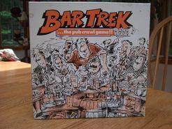 Bar Trek...the pub crawl game!!