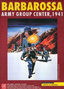 Barbarossa: Army Group Center, 1941