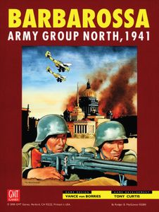 Barbarossa: Army Group North, 1941
