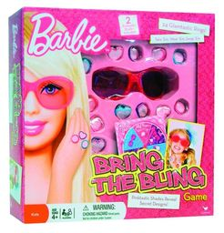 Barbie: Bring The Bling Game